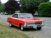 Highlight for album: 1966 Chevy Nova SS